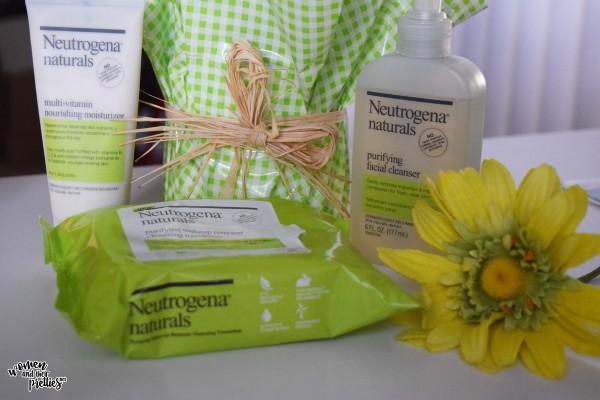 REVIEW of Neutrogena Naturals is like My Personal Skin Repairing Team