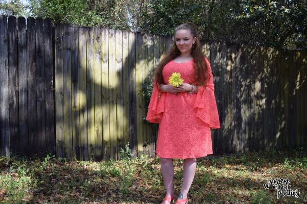 Retro Dress from metrostyle