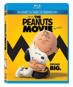 The Peanuts Movies Review