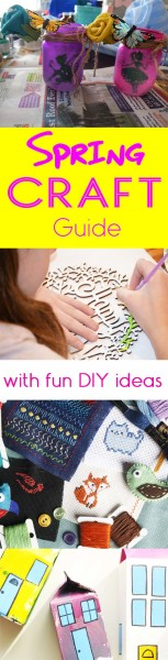 Spring Craft Guide Pinterest