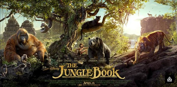 The Jungle Book Poster 2