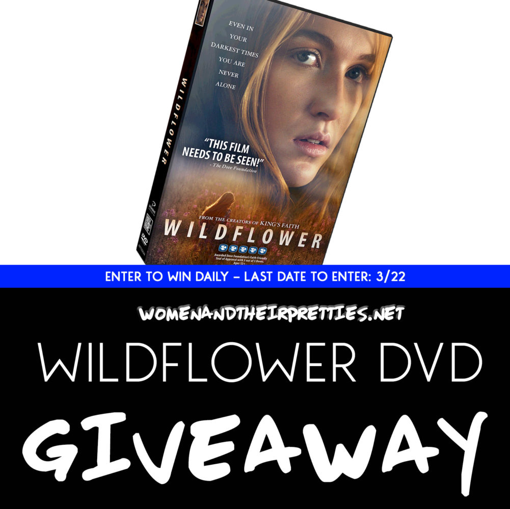 WILDFLOWER GIVEAWAY