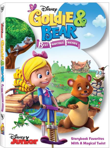 Goldie & Bear: Best Fairytale Friends