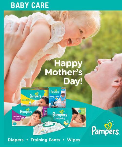 Pampers BOGO Coupon