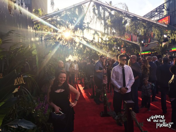 My Experience on the Jungle-Themed Red Carpet for The Jungle Book