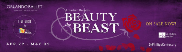 The Orlando Ballet performs Beauty and The Beast