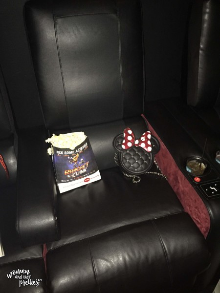 Premium Seating at Dolby Cinemas in AMC Prime