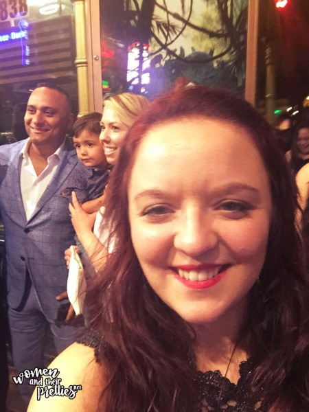 Russell Peters at the Red Carpet Premiere of The Jungle Book