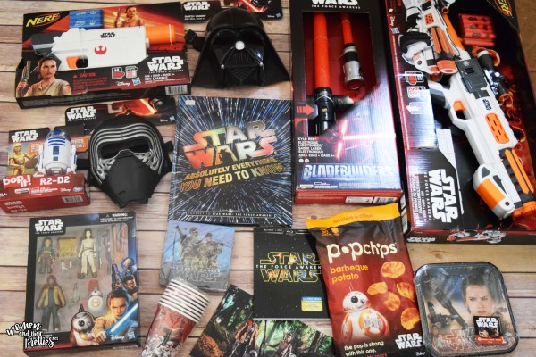 Star Wars Day Party