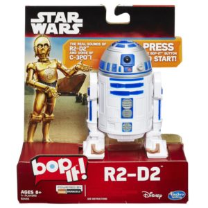 Star Wars R2-D2 Bop It! Game