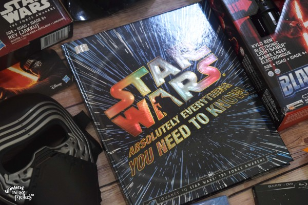 Star Wars The Force Awakens Book