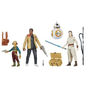 Star Wars- The Force Awakens Home 3.75 inch Home Entertainment Pack Takodana Encounter