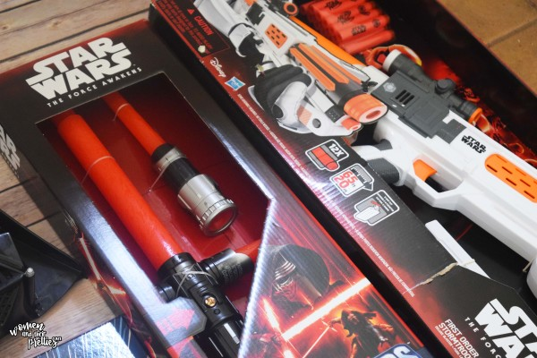 Star Wars The Force Awakens Toys