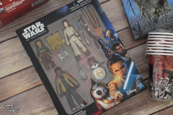 Star Wars The Force Awakens Toys - Collectables
