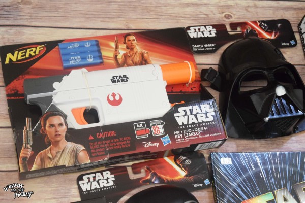 Star Wars and Hasbro Team up for these awesome NERF Games!
