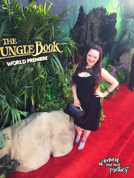 The Jungle Book World Premiere - Women and Their Pretties is on the red carpet!