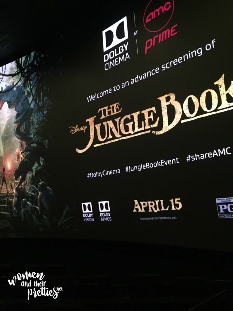 The Jungle Book in Dolby Cinemas at AMC Prime