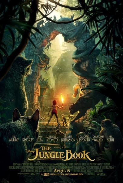 THE JUNGLE BOOK Review