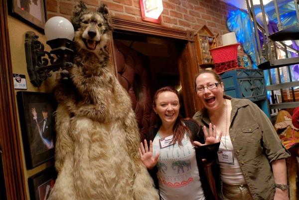walk the prank dog costume