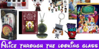 GIVEAWAY: Win The ULTIMATE Alice Through The Looking Glass Prize Pack #ThroughTheLookingGlass