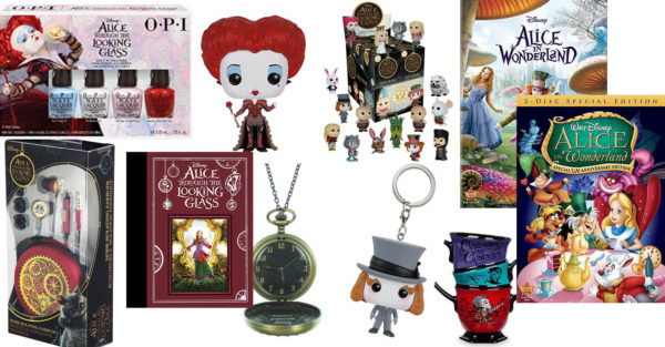 Disney's Alice Through The Looking Glass Prizes