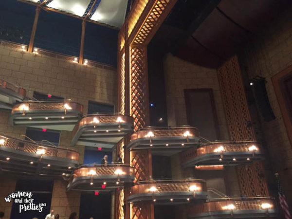 Dr Phillips Center Balconies