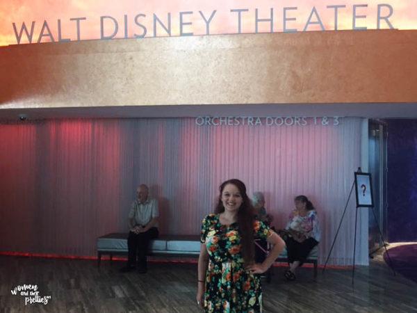 Dr. Phillips Center Walt Disney Theater