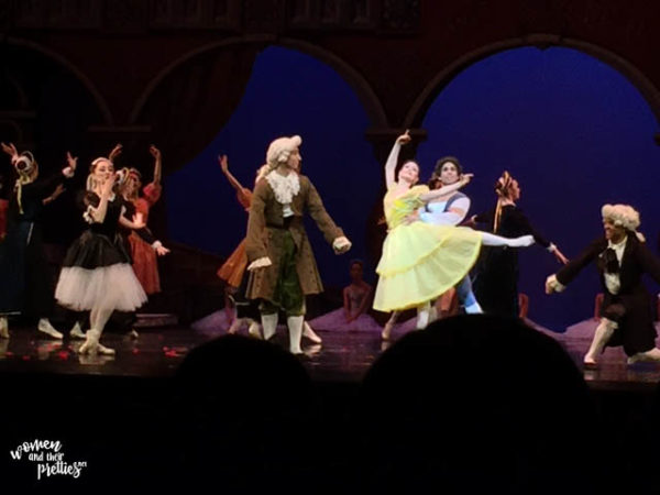 Orlando Ballet Performs Beauty and the Beast