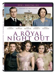 Royal night Out - movie night must have