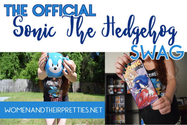 Sonic The Hedgehog Swag