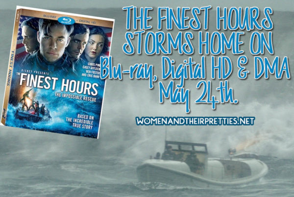 The Finest Hours Storms home on May 24