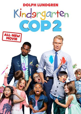 Kindergarten Cop 2 review