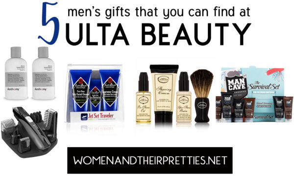 5 MEN'S GIFTS THAT YOU CAN FIND AT ULTA BEAUTY