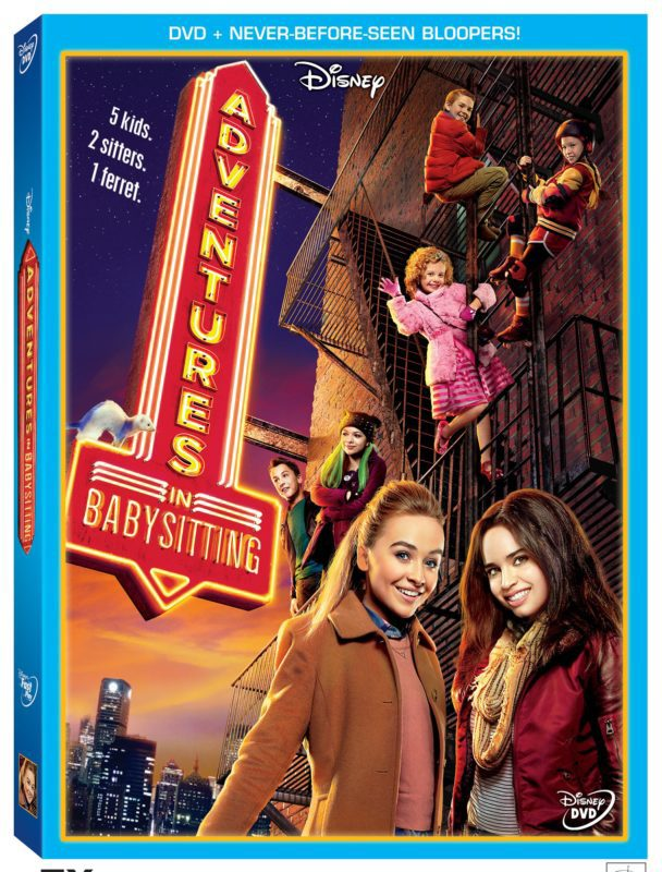 Adventures in Babysitting Home Release