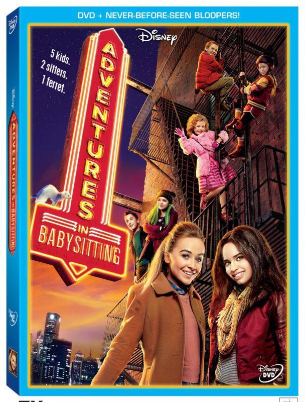 Adventures in Babysitting Home Release