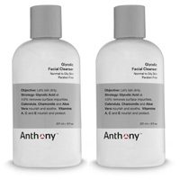 Anthony Glycolic Facial Cleanser Duo