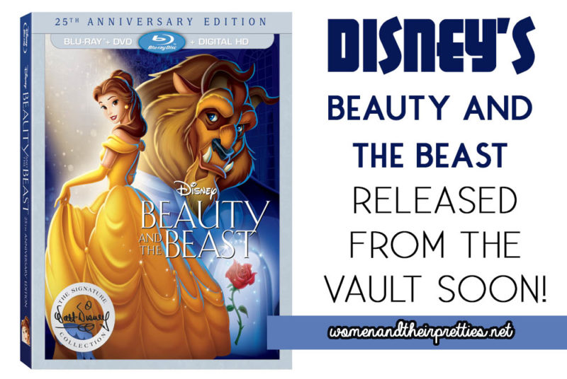 BEAUTY AND THE BEAST VAULT RELEASE