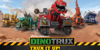 Get the Dinotrux app now! #TruxItUp