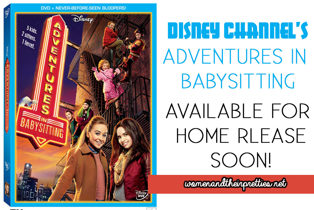 Disney Channel's Adventures in Babysitting