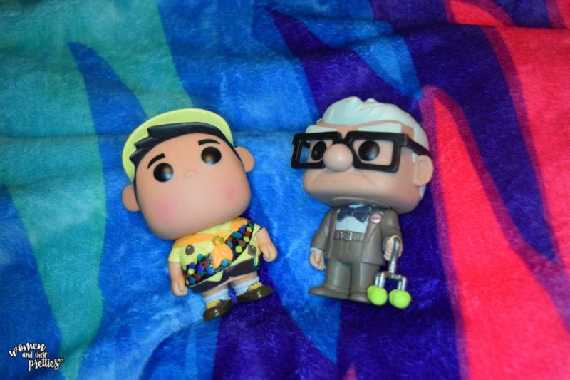 Funko Pop Haul Vol. 1 - The BFG and Disney's UP