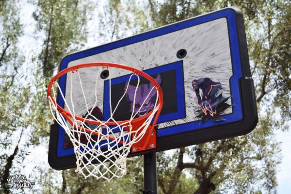 DreamWorks Voltron Basketball Hoop