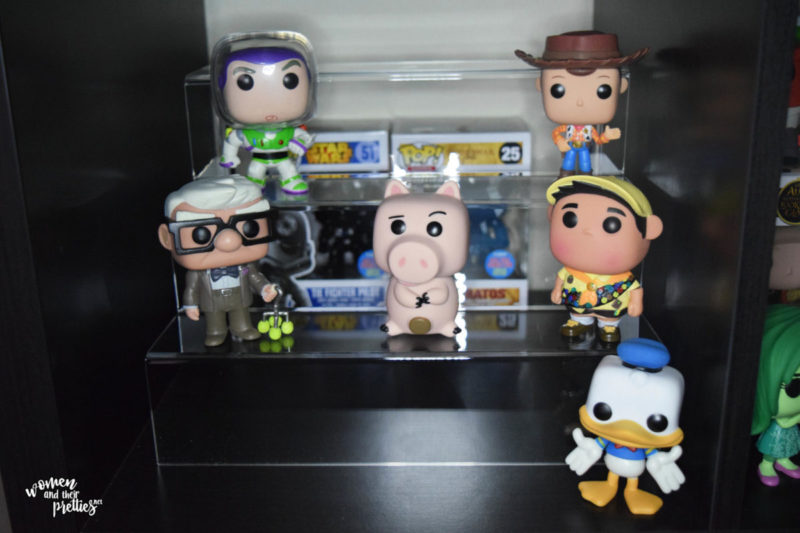 Funko Pop Haul Vol. 1 - The BFG and Disney's UP Funko Pop Display - Funko Pop Shelf