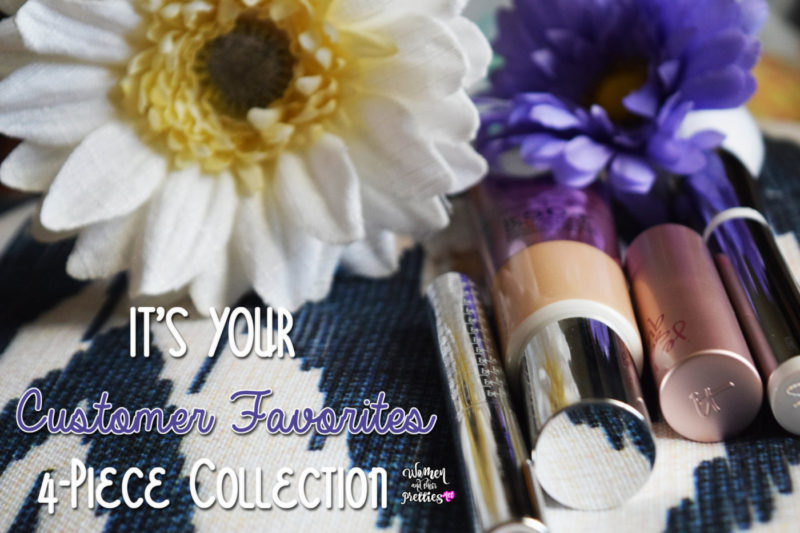 IT's your customer favorites collection - it comsetics