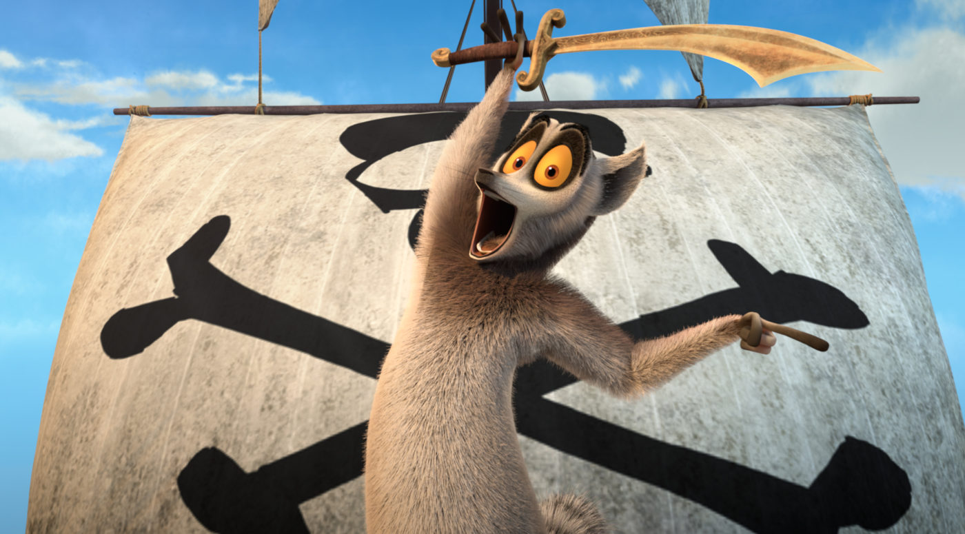 DreamWorks All Hail King Julien: Season 3 Now Streaming on Netflix! | #DreamWorks #Netflix