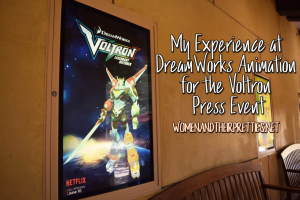 MY EXPERIENCE AT THE VOLTRON PRESS EVENT