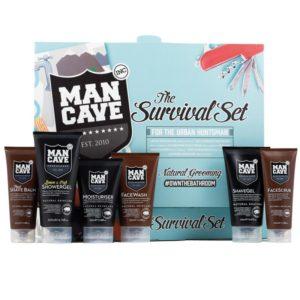 Man Cave survival set