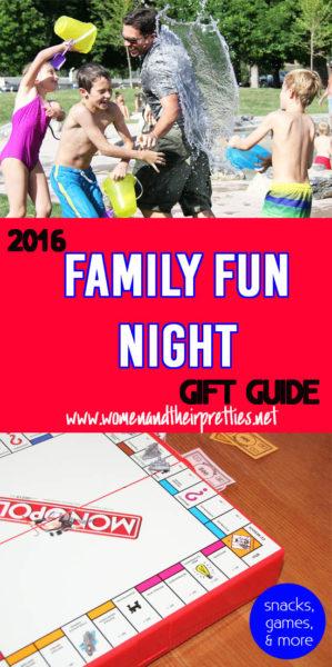 Family Fun Night Guide