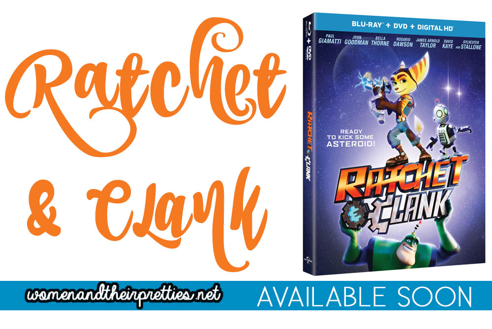 Ratchet & Clank - Available to take home soon