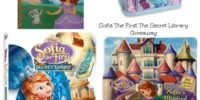 Sofia The First: The Secret Library – Available on DVD Today + An Awesome Giveaway!