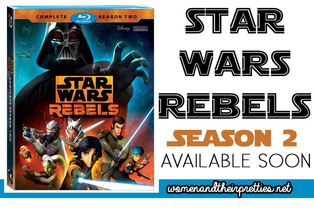 Star Wars Rebels Season 2 - Available soon